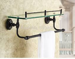 oil rubbed bronze bathroom caddy. wholesale and retail promotion modern oil rubbed bronze bathroom shelf glass tier caddy cosmetic storage holder e