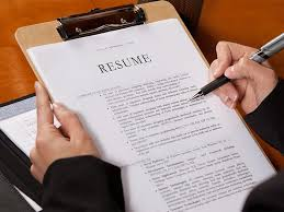 Professional Resume Editing Services