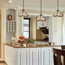 Tiffany Style Kitchen Lights Bonlicht One Light Mini Pendant Light Fixtures Tiffany Style Oil Rubbed Bronze