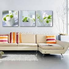 3pcs big size modern home art decor living room dining room wall decor canvas wall art on green wall art decor with 3pcs big size modern home art decor living room dining room wall