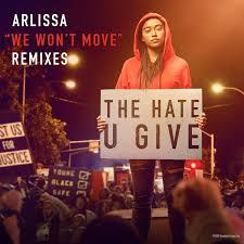 Kc Lights Dj Dirrtyremixes Com Remixes Arlissa We Wont Move Kc