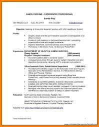 12 Professional Resume Examples Apgar Score Chart