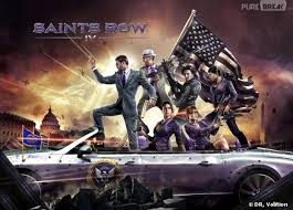 M: Saints Row IV - GAownload: Video Games