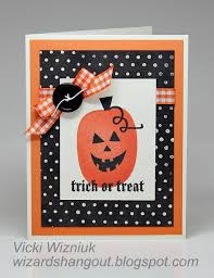 Free Howto Ghost Card For Halloween Httpwwwthemakingspot Card Making Ideas For Halloween