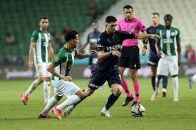 Trabzonspor, deplasmanda GZT Giresunspor'u yendi