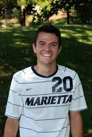Dustin Zimmerman - Men's Soccer - Marietta College Athletics
