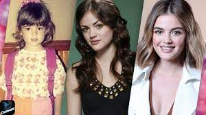Lucy Hale | From 0 To 28 Years Old - YouTube