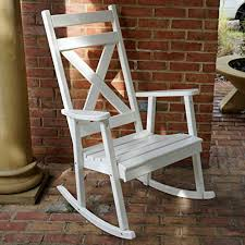 southern style white rocking chairs for the porch come sit a spell for elegant residence outdoor white rocking chairs decor