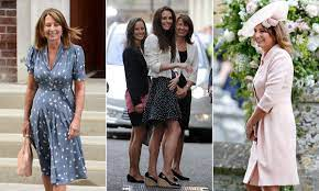 Carole Middleton: news and photos from the mother of Duchess of Cambridge -  HELLO!