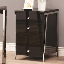 Five Drawer Filing Cabinet Breathtaking Square Black Wooden Black Filing Cabinet Cabinet With