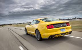 2015 Ford Mustang 2.3L EcoBoost First Ride – Review – Car and Driver