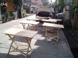 folding wood table philippines