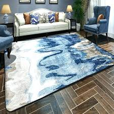 blue and tan rug padded area rugs blue tan abstract non slip rug quilted throw natural