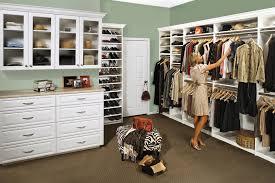 test new walk in closets