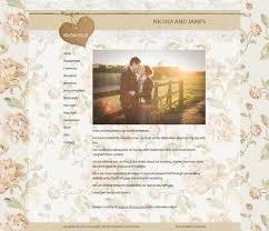 Create A Free Wedding Website The Wedding Community