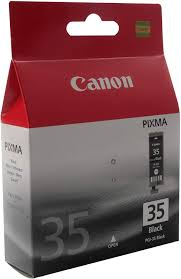 Canon Ip110 Ink Cartridge Red Light Ink Black Pgi 35