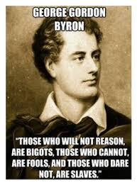 byron and the byronic hero definitely english i guess it is finding big time contradictions in someone s personality traits which exercises that strange magnetism they seem to possess