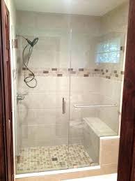 frameless shower door cost doors glass photo gallery precision estimate semi fra