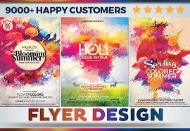 Graphic Design Flyer Design Flyer Creative Flyer Design Services For 5