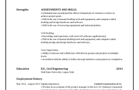 Write A Resume Online For Free Resume Template