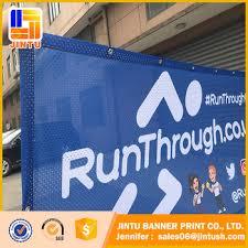 Custom Flex Printing Banner Printed Type Hanging Fabric Banner Buy