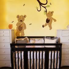 teddy bear wall