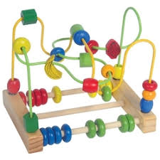 "«Счеты ""Математика"" <b>деревянная игрушка Mapacha</b> 76689 ..."