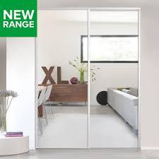 door recommendations sliding mirror closet doors awesome sliding wardrobe doors uk b q sliding door ideas