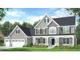 traditional colonial house colonial house plan space where it counts square feet and 4 bedrooms traditional new england colonial house plans
