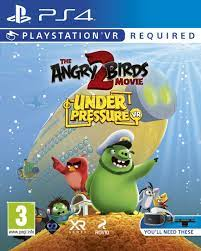 The Angry Birds Movie 2 VR: Under Pressure (PSVR) (PS4) : Amazon.co.uk: PC  & Video Games