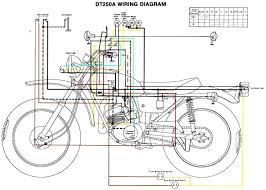 yamaha dt 250 wiring schematic data wiring diagrams \u2022 1976 Yamaha DT 175 at 1975 Yamaha Dt 175 Wiring Diagram