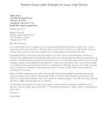 Tutor Cover Letter Elementary Teacher Cover Letter If Application Teaching