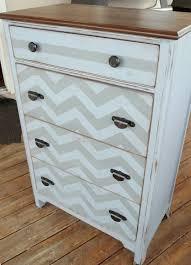 furniture restoration ideas. amazing chevron design on furniture restoration ideas