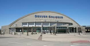 Denver Coliseum Seating Chart Rodeo Denver Coliseum Wikipedia