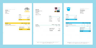 invoice template design design your invoice template debitoor invoicing and accounting