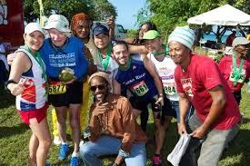 Reggae Marathon pays tribute to beloved 94-year-old participant