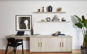 Home office decorating Attractive The Necessities Of Decorating Your Home Office Homepolish The Necessities Of Decorating Your Home Office Homepolish