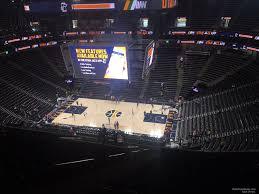 Vivint Smart Home Arena Section 129 Utah Jazz