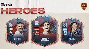 FIFA 22: Alles zu den neuen FUT-Heroes-Karten