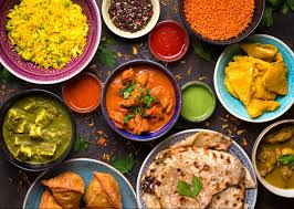 Chart Of Different Food Items Top 20 Cities Of India That Is Famous For Its Food