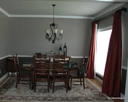 18 best dining room with a chair rail images on dining rooms with chair rail