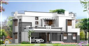 Small Picture Contemporary Story Kerala Home Design Sq Ft Kerala Style Single