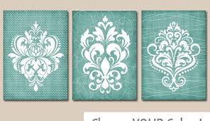 attractive damask wall art small home remodel ideas like this item canvas decals stickers prints wood stencil fabric of on damask wood wall art with damask wall art rs pal