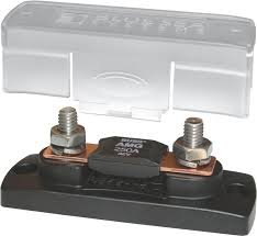 mega® amg® fuse block 100 300a cover blue sea systems product image