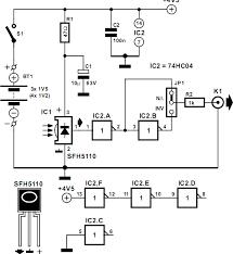 infrared receiver circuit diagram info infrared receiver circuit diagram the wiring diagram wiring circuit