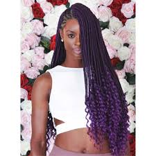 Goddess Hair Style zury synthetic crochet braid 2x goddess loc braid deep curl 1428 by wearticles.com
