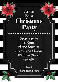 White Christmas Invitations Christmas Party Invitations New For 2019 Printed Or Digital