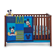 Bedroom: Make Sweeter Dreams Sleeping Baby With Mickey Mouse Crib ...