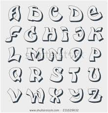 Cool Fonts To Write In Impressive Examples Different Fonts To Draw How To Write In