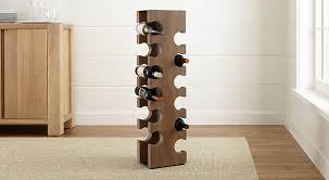 stylish wine rack. Beautiful Wine 13 Wine Bottle Storage Ideas For Your Stylish Home  This Standing Wood Wine  Rack Inside Rack B